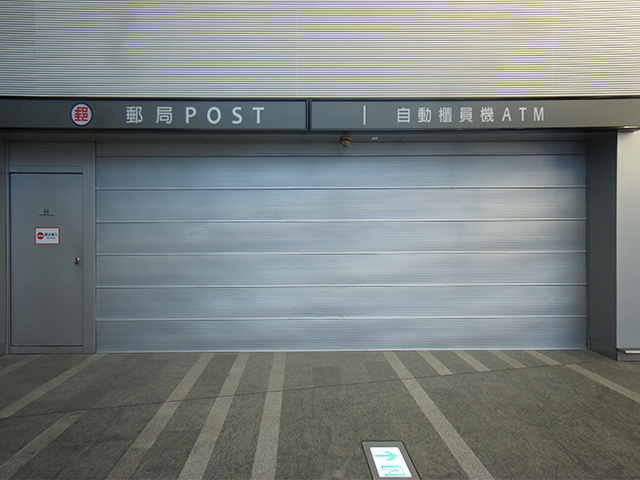 60A Galvanized Steel Stacking Fire-rated Door - including small door